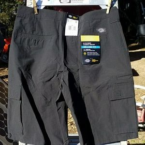 Dickies performance cargo shorts